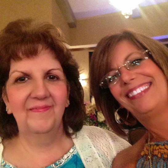 julianne and me older